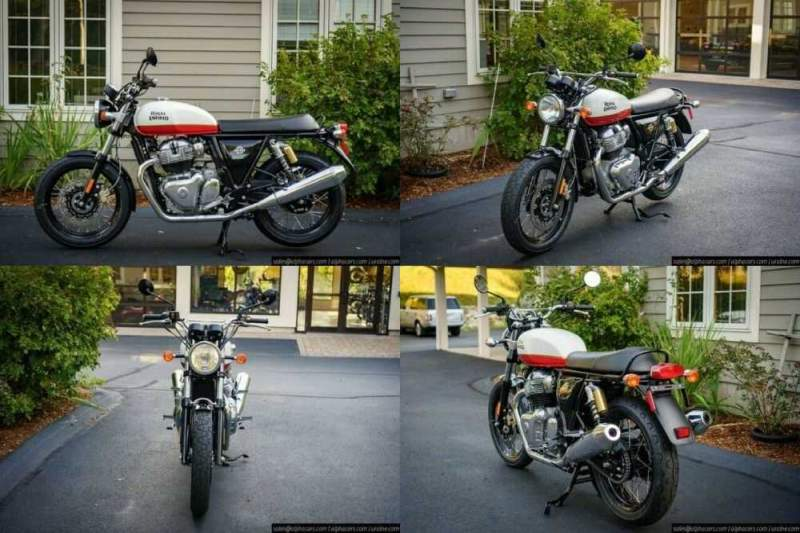 2020 Royal Enfield Interceptor INT650 Baker Express Baker Express for sale craigslist photo