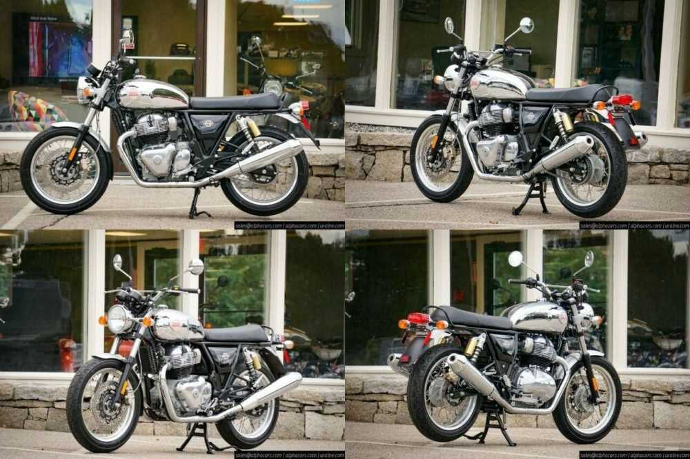 2020 Royal Enfield Interceptor INT650 Glitter & Dust Glitter & Dust for sale
