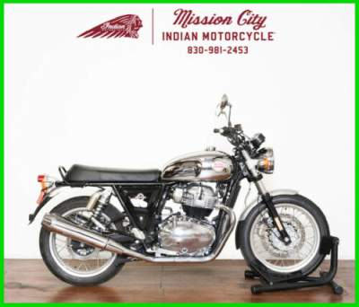 2020 Royal Enfield Twins Int650 Glitter And Dust Gliter and Dust for sale