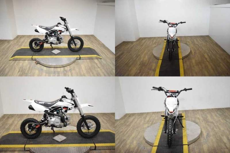2020 SSR Motorsports SR110 Semi White for sale craigslist photo