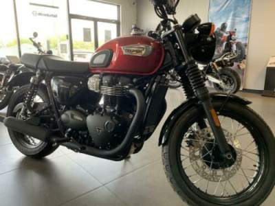 2020 Triumph Bonneville  for sale craigslist photo