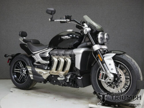 2020 Triumph Rocket 3 GT PHANTOM BLACK for sale