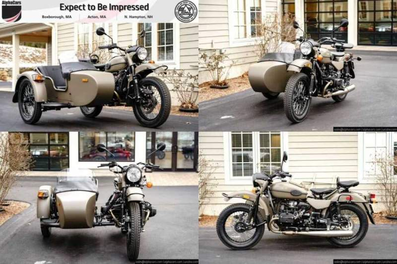 2020 Ural cT OD Green Green for sale