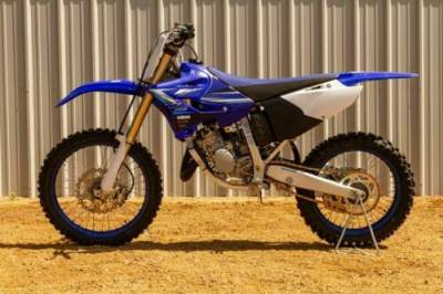 2020 Yamaha YZ125 Blue for sale craigslist