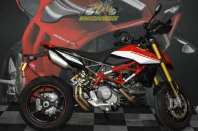 2021 Ducati Hypermotard 950 SP Special Red for sale craigslist photo