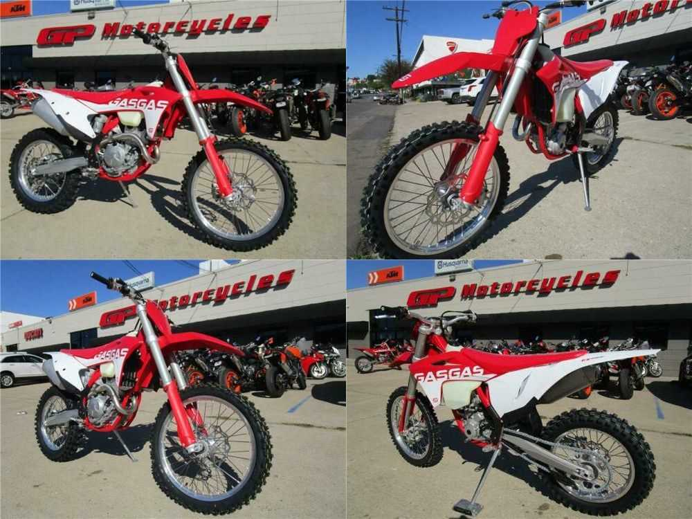 2021 GASGAS EX 250F Red for sale
