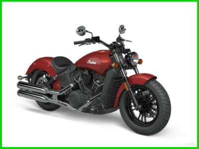 2021 Indian Scout Sixty ABS Ruby Metallic  for sale craigslist photo