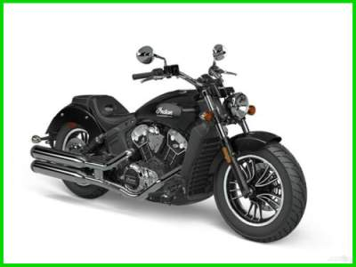 2021 Indian Scout ABS Thunder Black THUNDER BLACK for sale