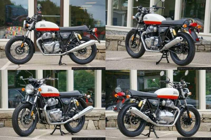 2021 Royal Enfield Interceptor INT650 Baker Express Baker Express for sale