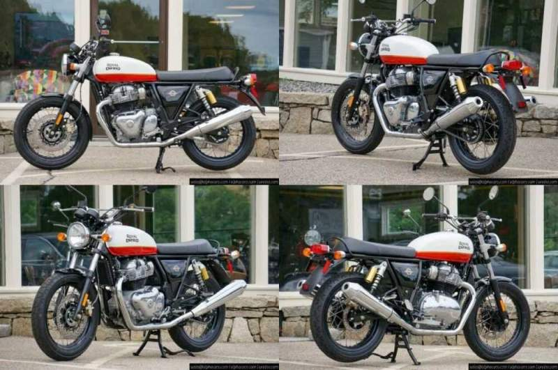2021 Royal Enfield Interceptor INT650 Baker Express Baker Express for sale craigslist photo