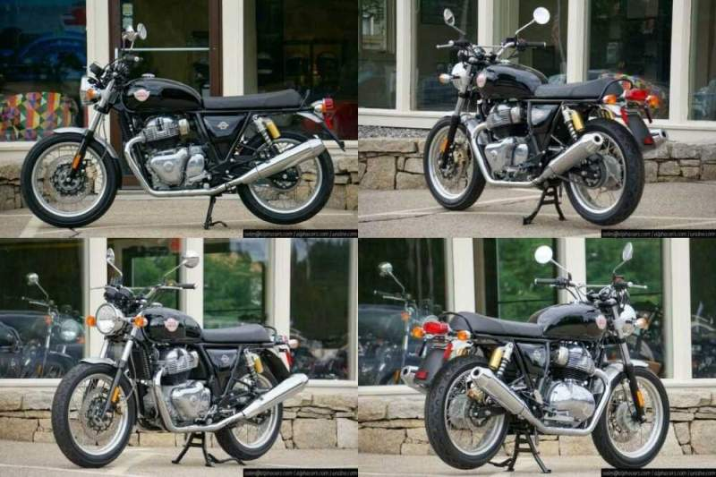 2021 Royal Enfield Interceptor INT650 Mark Three Mark Three for sale craigslist