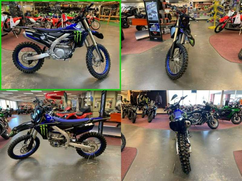 2021 Yamaha YZ 450F Monster Energy Yamaha Racing Edition Monster Energy Yamaha Racing Edition for sale craigslist