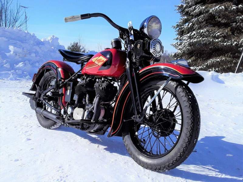 1934 Harley-Davidson Other Red used for sale near me