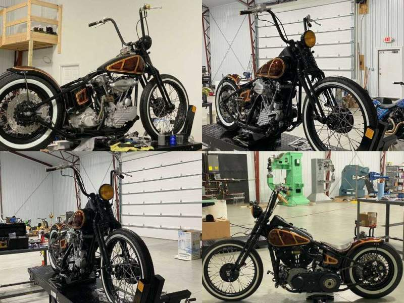 1947 Harley-Davidson Other  used for sale near me
