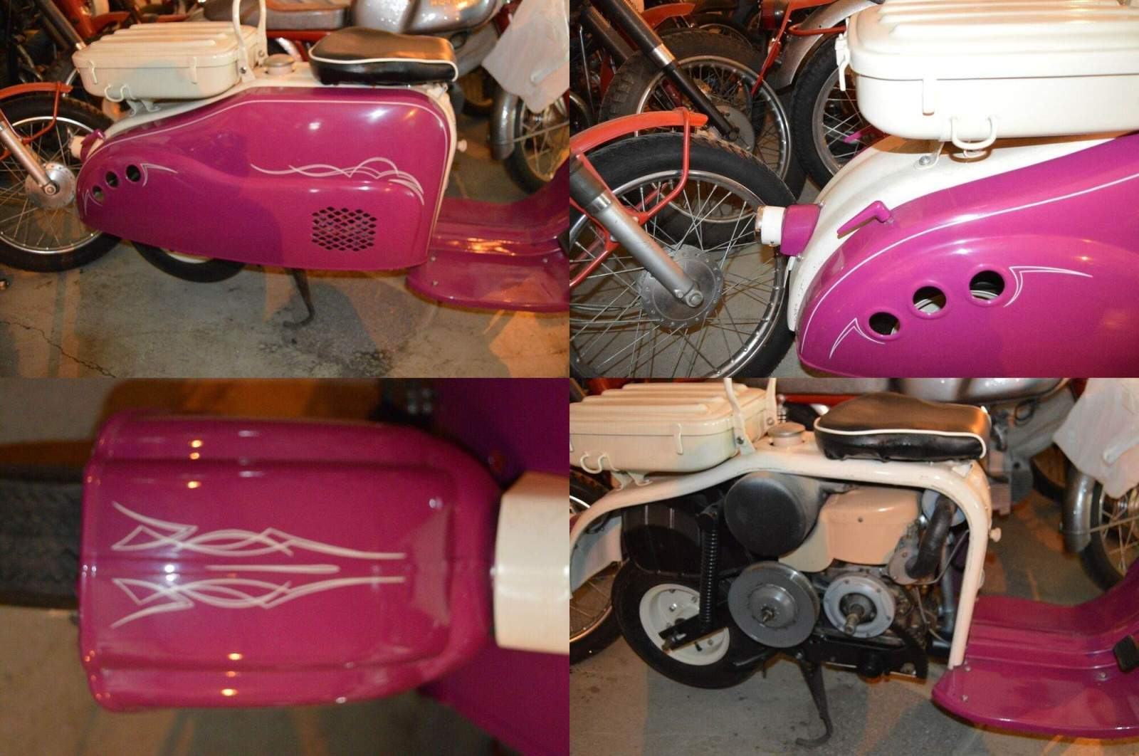 1960 Other Makes Silver Pigeon Purple used for sale