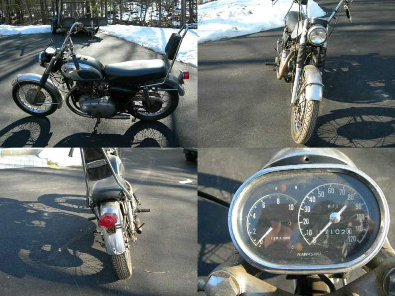 1966 Kawasaki Other  used for sale