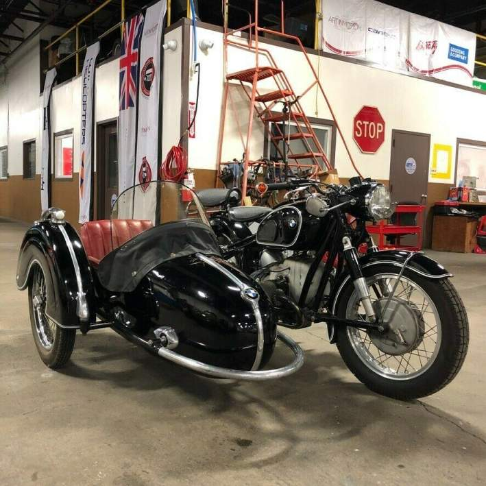 1967 BMW R-Series Black used for sale