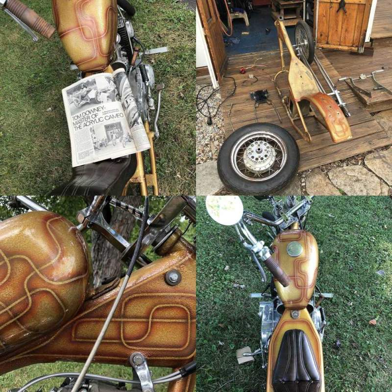 1967 Honda CL77 Gold used for sale near me