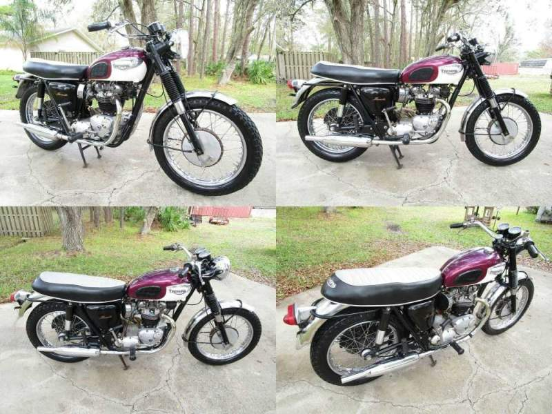 1967 Triumph Bonneville  used for sale craigslist