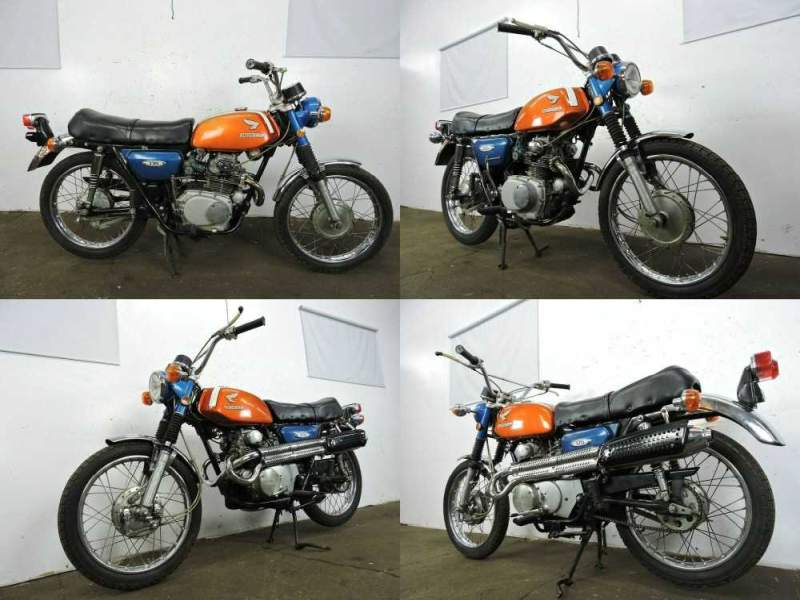 1970 Honda CL  used for sale craigslist