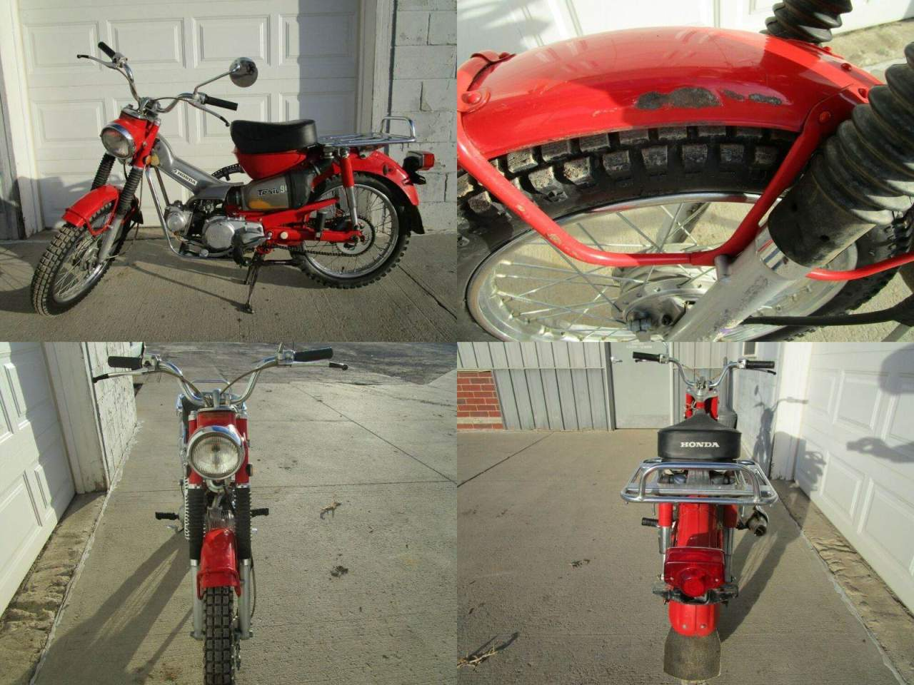 1970 Honda CT  used for sale