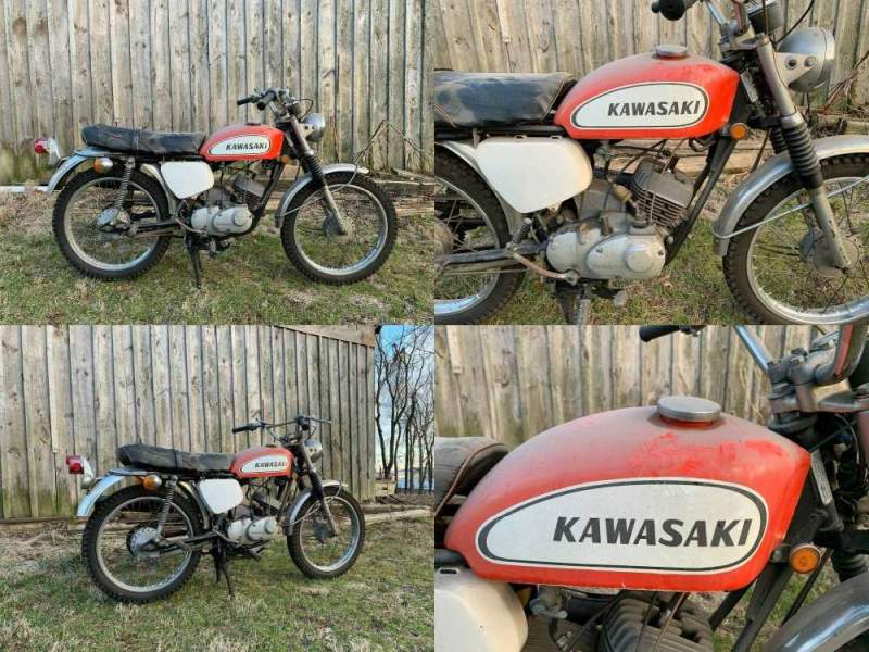 1970 Kawasaki Other  used for sale