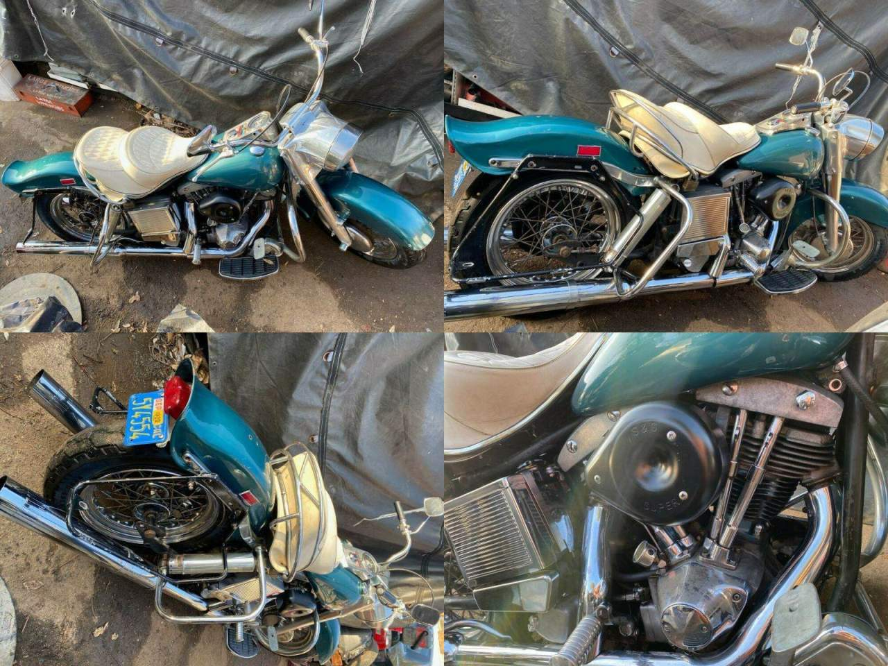 1971 Harley-Davidson Touring  used for sale