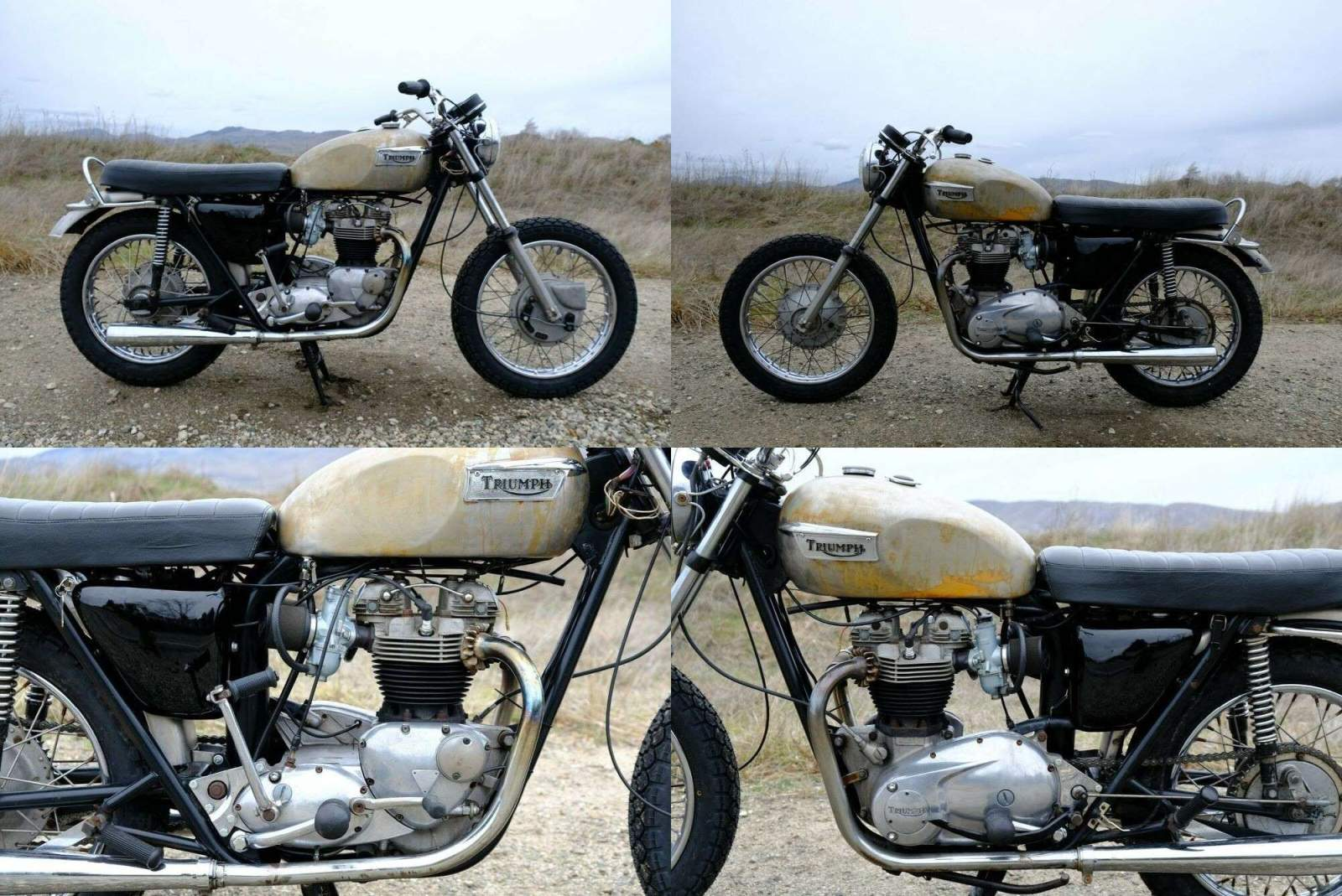1971 Triumph Bonneville  used for sale near me