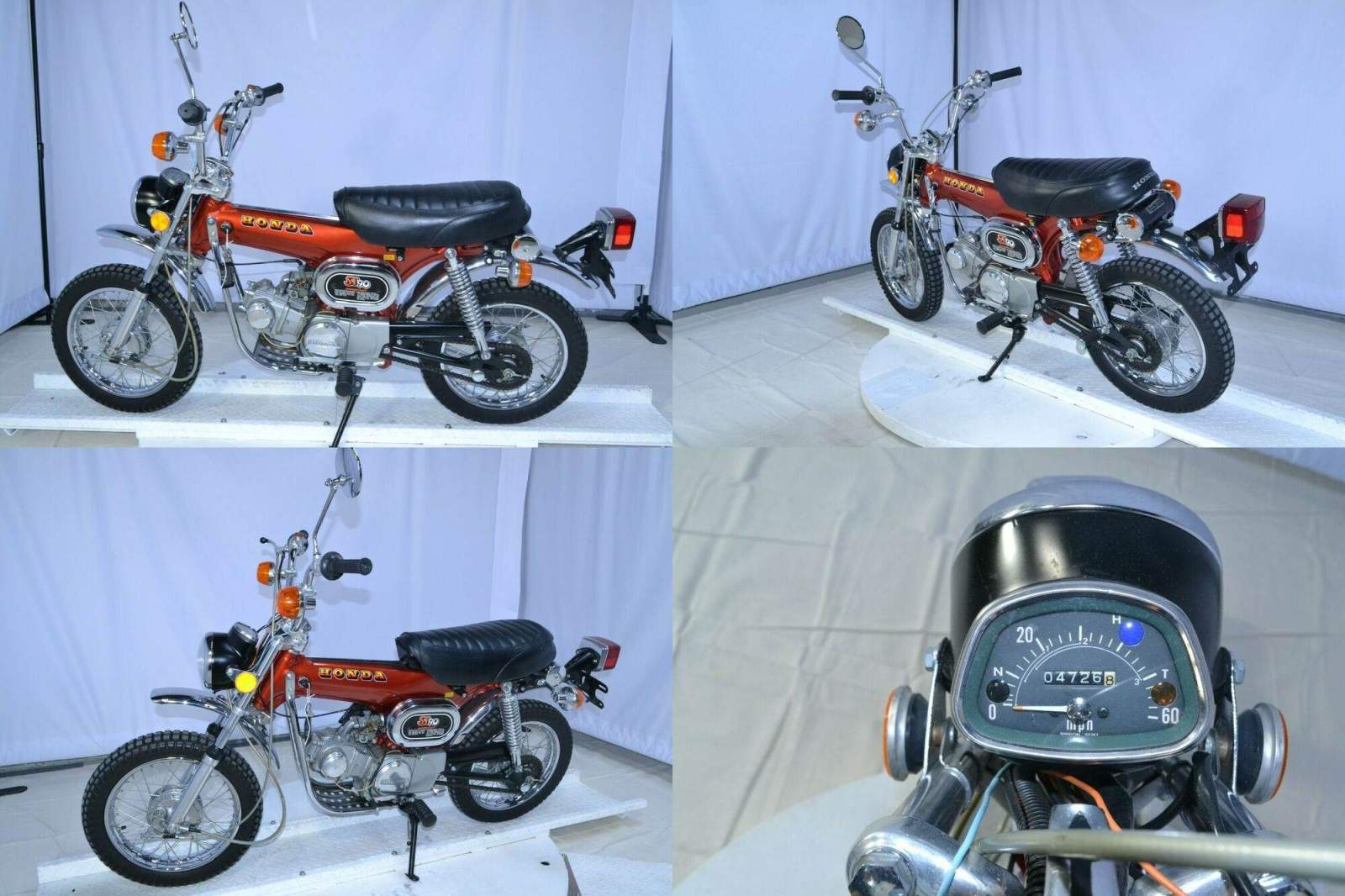 1972 Honda ST90  used for sale near me
