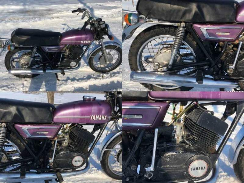 1972 Yamaha Other  used for sale craigslist