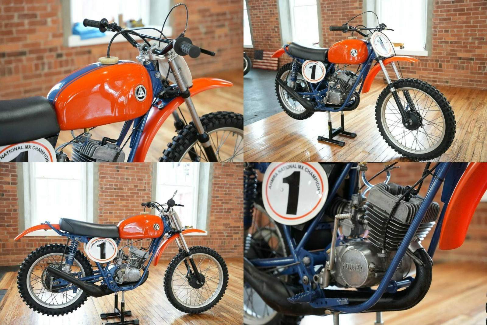 1974 Hodaka Super Combat 125   for sale craigslist