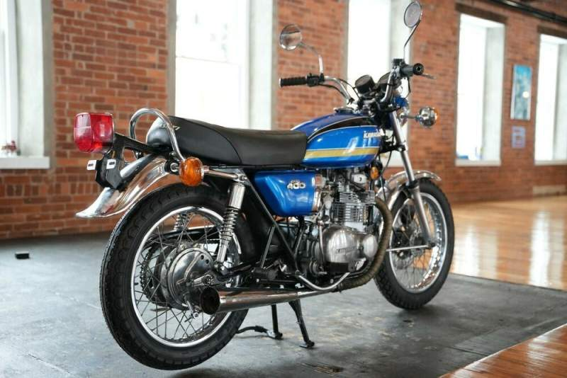 1974 Kawasaki KZ400  used for sale craigslist