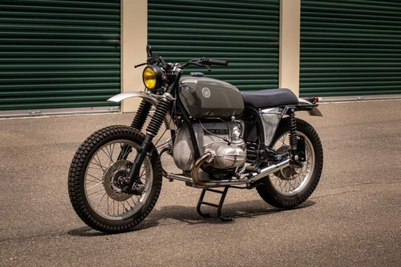 1976 BMW R-Series Gray used for sale craigslist