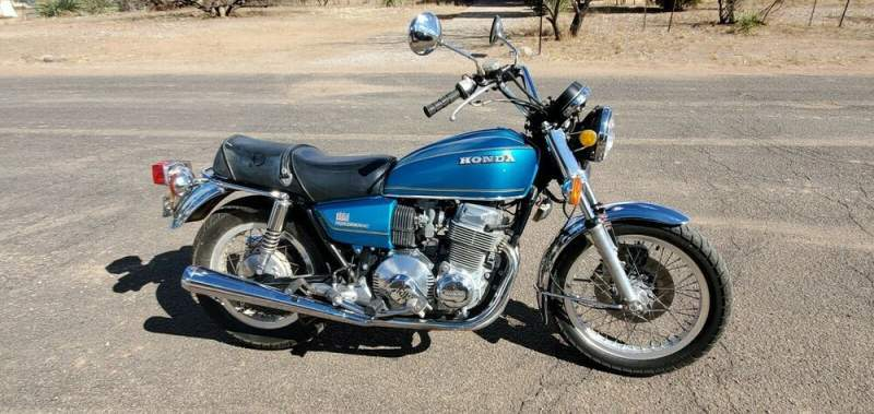 1977 Honda Hondamatic Teal used for sale craigslist
