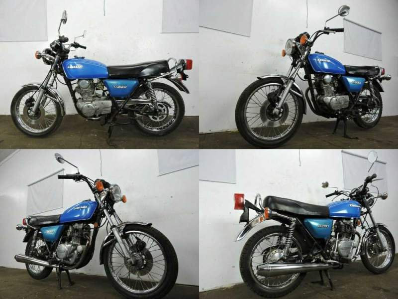 1977 Kawasaki Other  used for sale craigslist