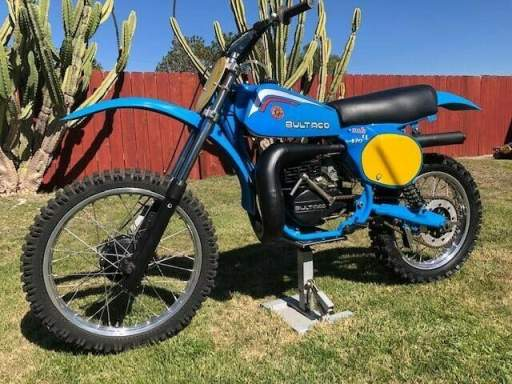 1978 Other Makes Bultaco Pursang Blue used for sale craigslist