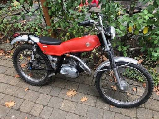 1978 Other Makes Cota 49 Red used for sale