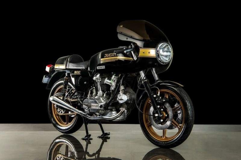 1979 Ducati Other Black used for sale
