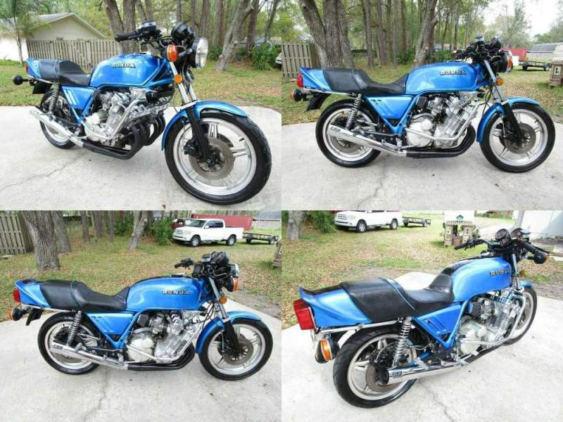1979 Honda CBX  used for sale craigslist