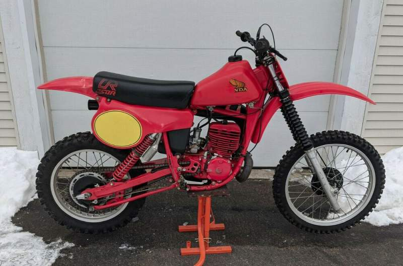 1980 Honda CR  used for sale craigslist