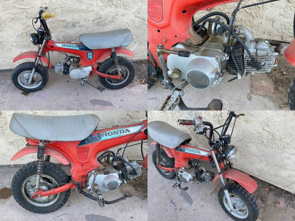 1981 Honda CT  used for sale near me