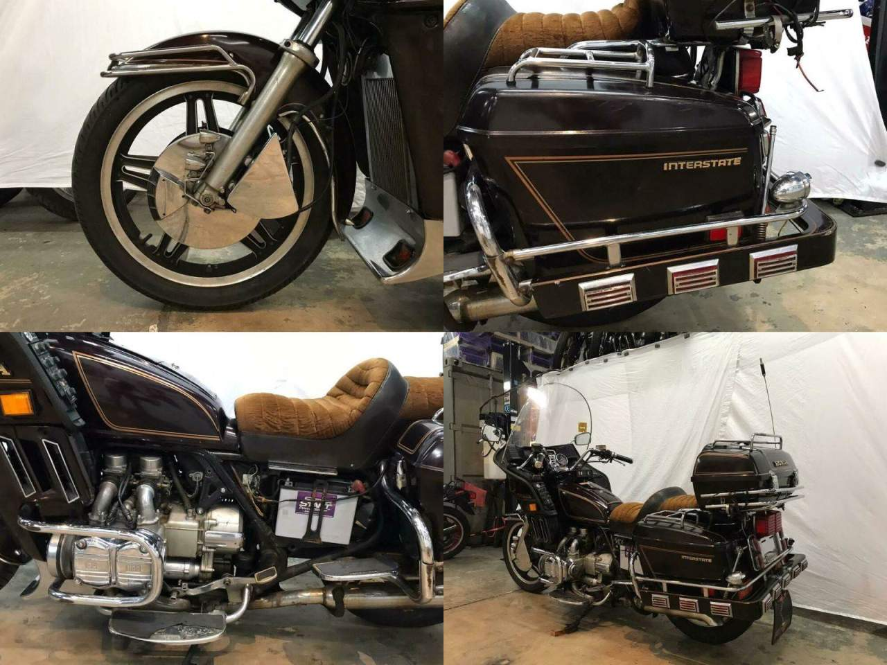 1981 Honda Gold Wing  used for sale near me