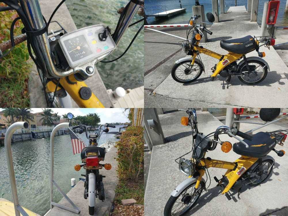1981 Yamaha Other Yellow used for sale craigslist