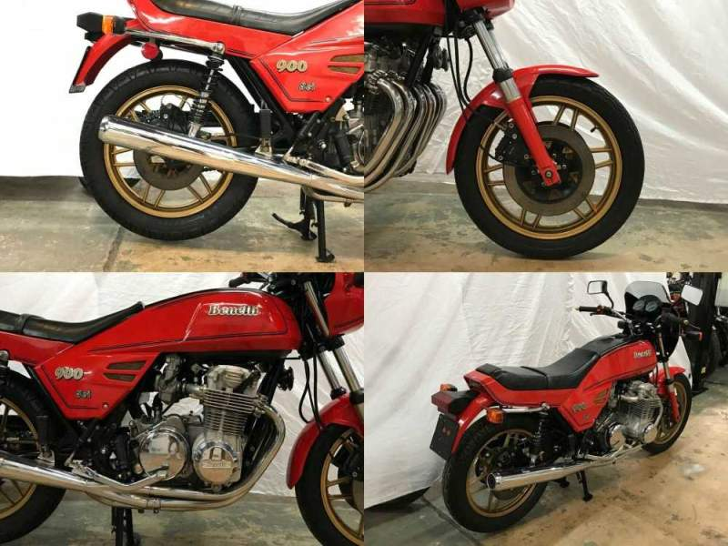 1983 Benelli 900 Sei   for sale craigslist