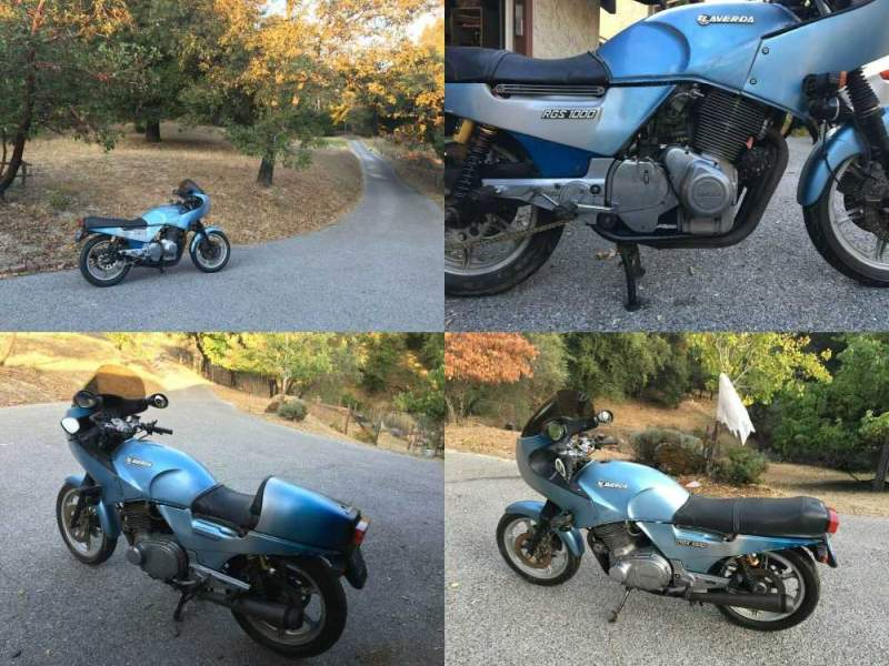 1983 Other Makes RGS1000 Blue used for sale
