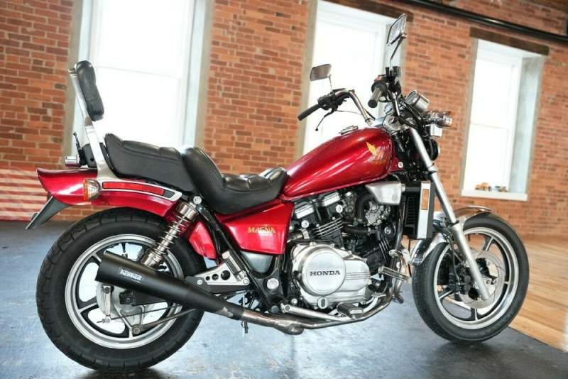 1985 Honda Magna Red used for sale near me