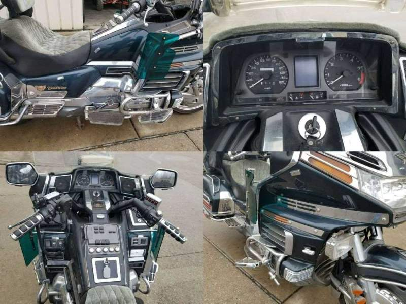 1989 Honda Gold Wing  used for sale