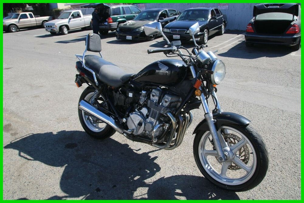 1993 Honda CB750 Black used for sale craigslist