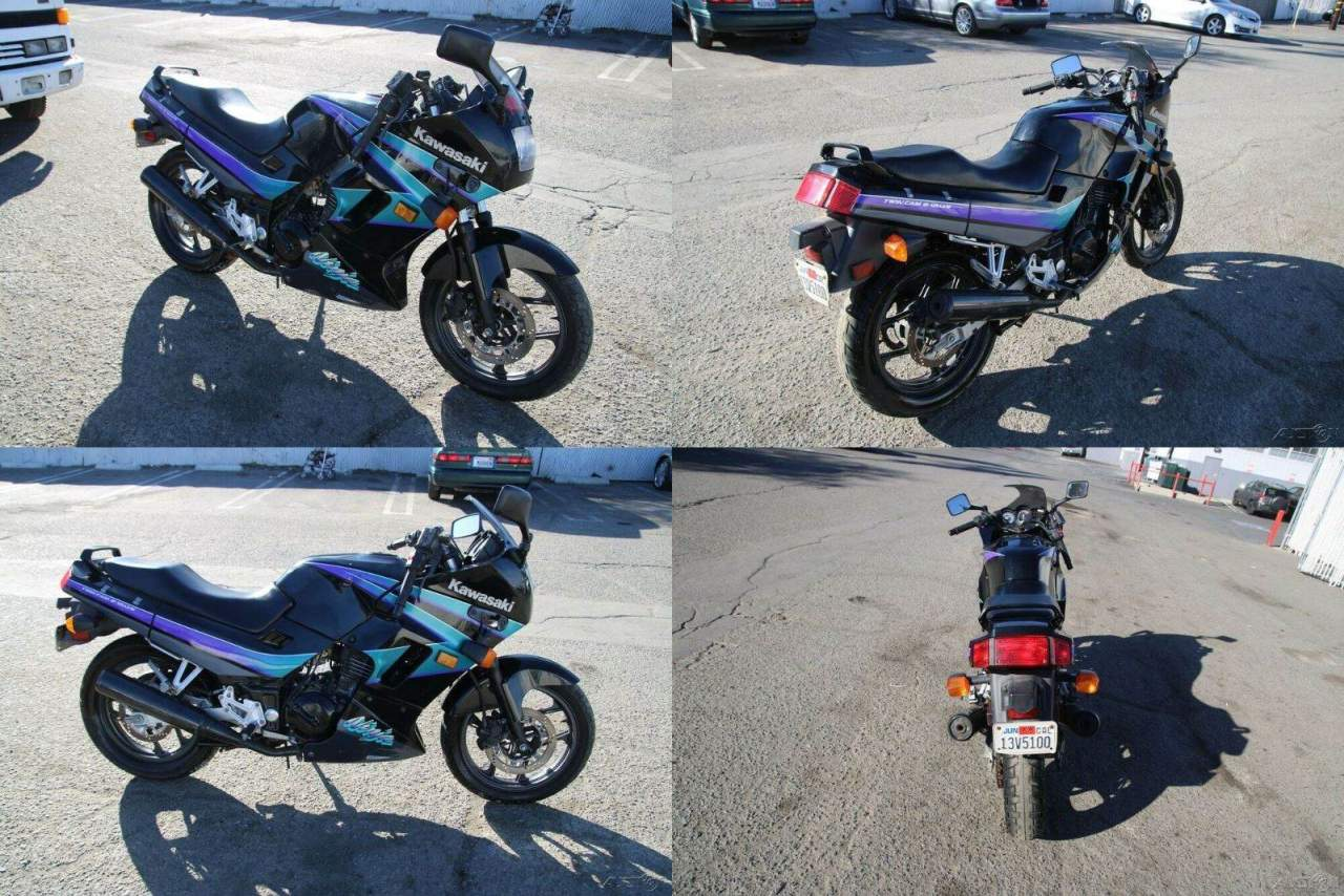 1994 Kawasaki Ninja Black used for sale near me