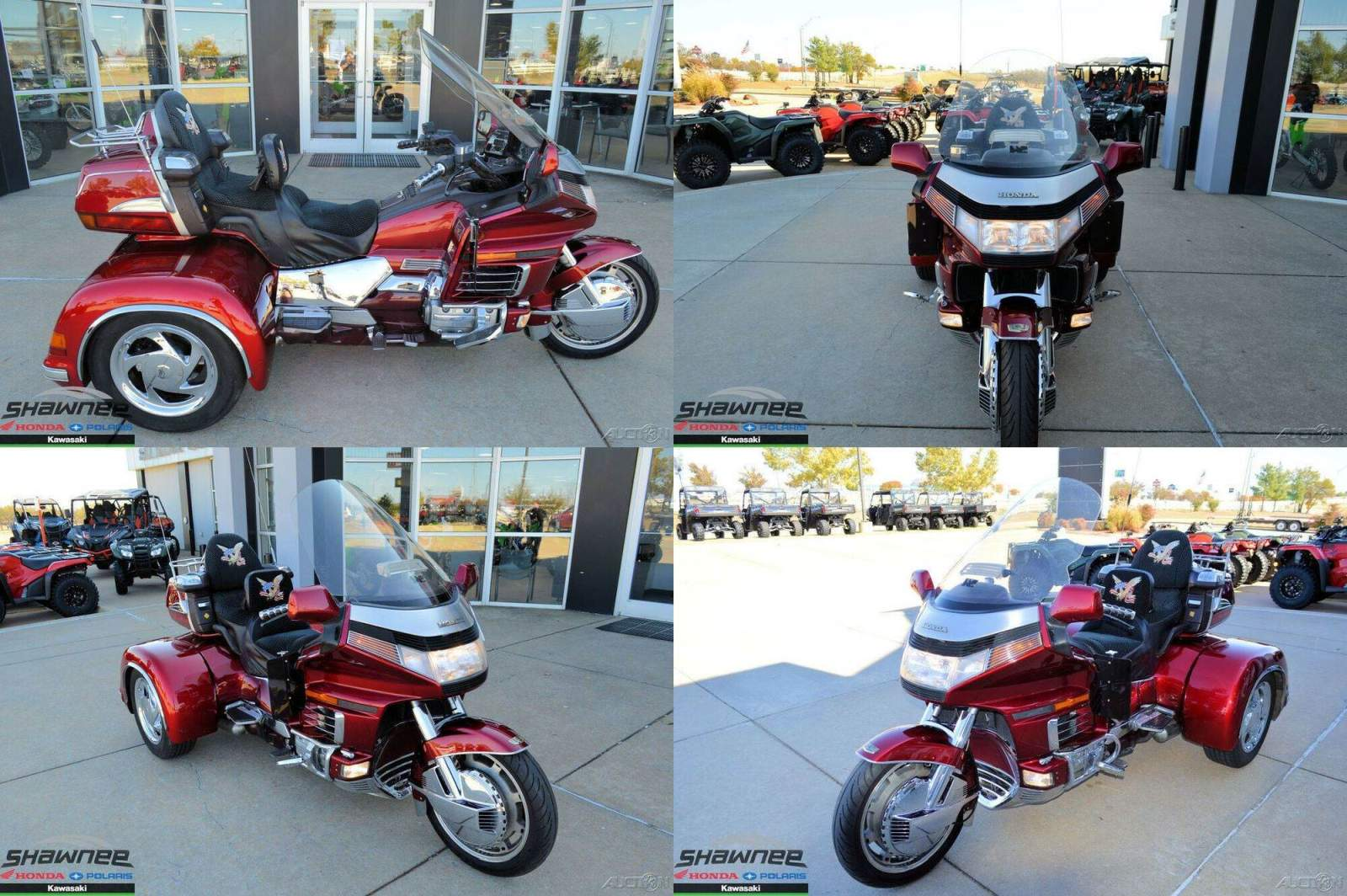 1994 Other Makes GOLDWING TRIKE Red used for sale craigslist
